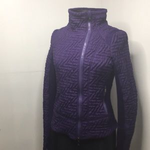 Zella Athletic full zip hybrid jacket